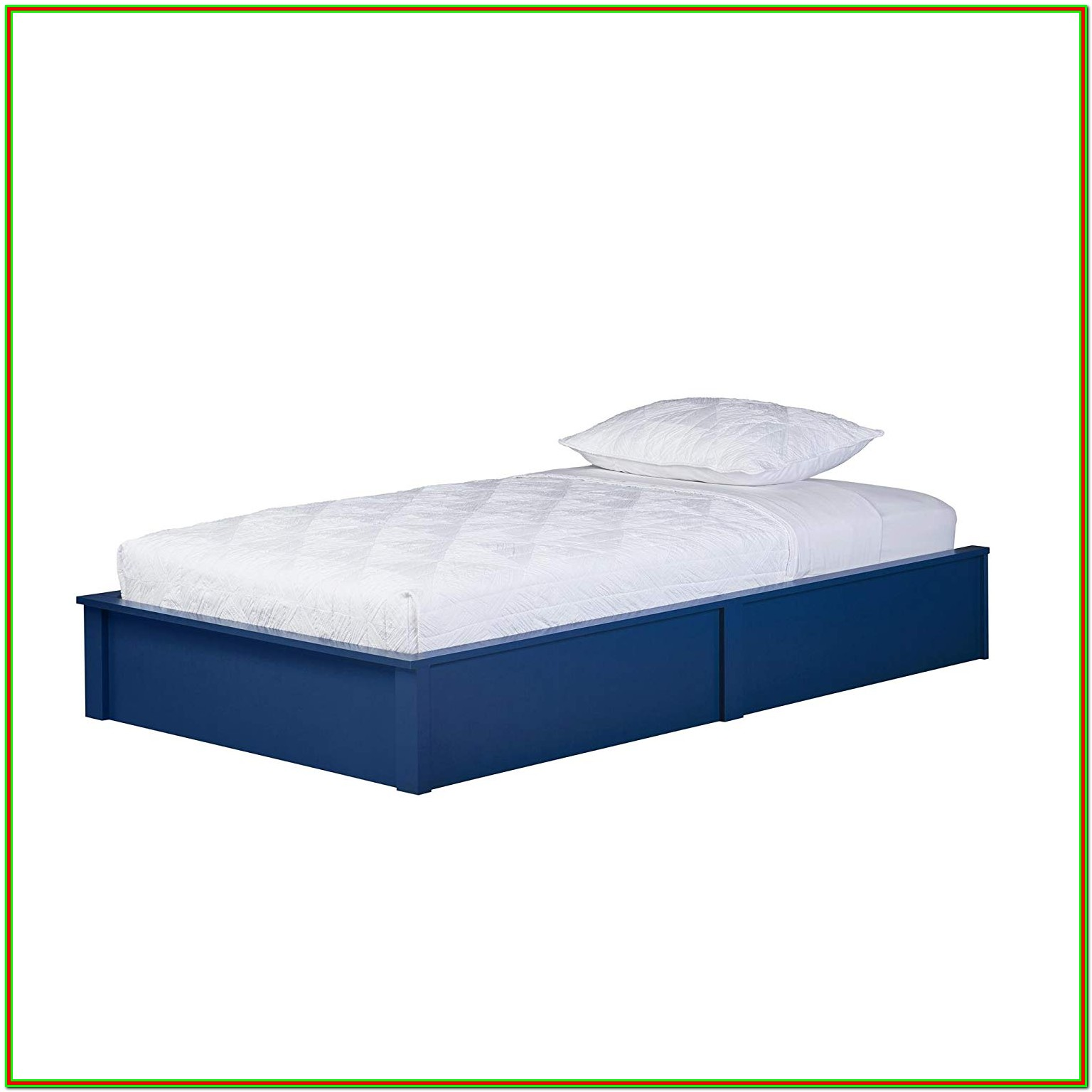Twin Platform Bed Frame Amazon