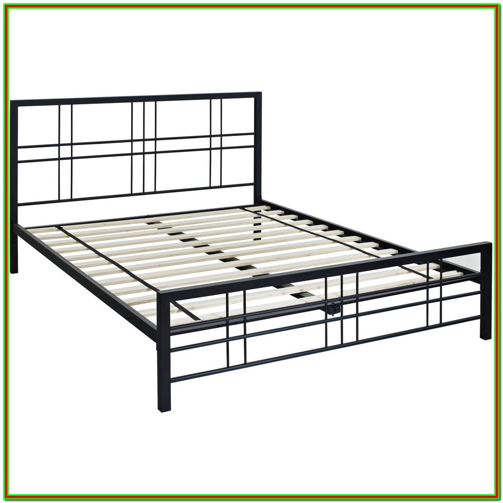 Twin Platform Bed Frame Walmart