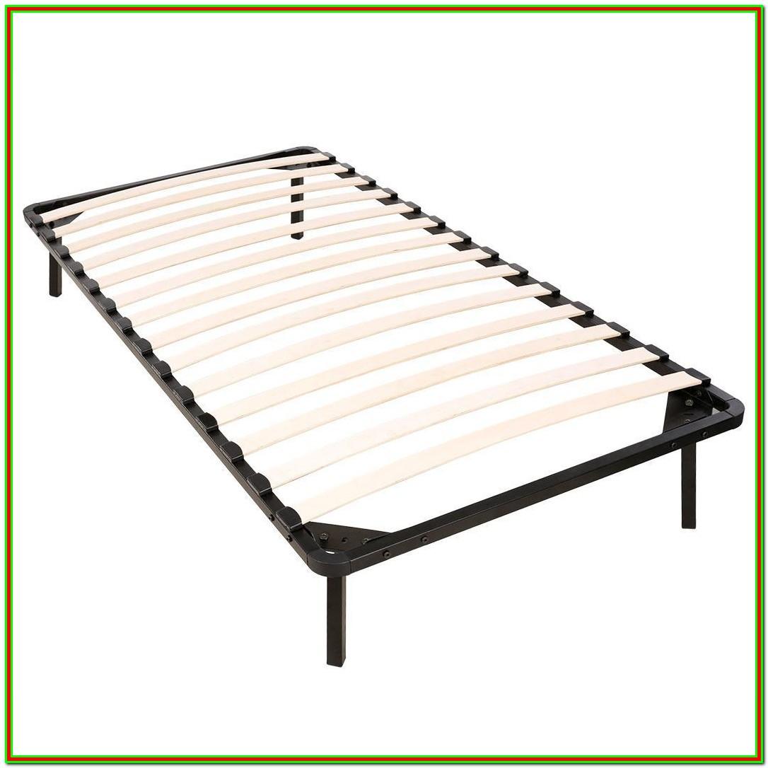 Twin Size Wooden Platform Bed Frame