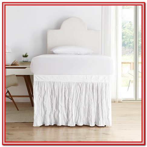 Twin Xl Bed Skirt Walmart