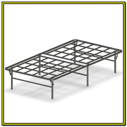 Twin Xl Metal Platform Bed Frame