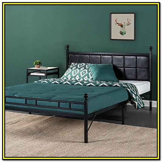 Upholstered Platform Twin Xl Bed Frame