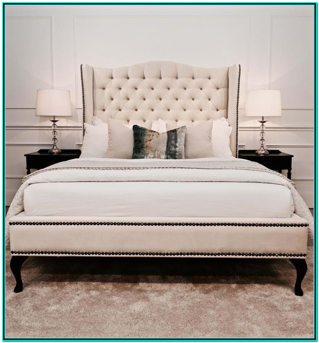 Upholstered Queen Bed Frame Australia