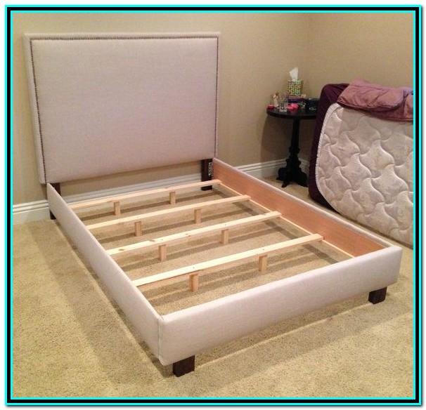 Upholstered Queen Bed Frame Diy