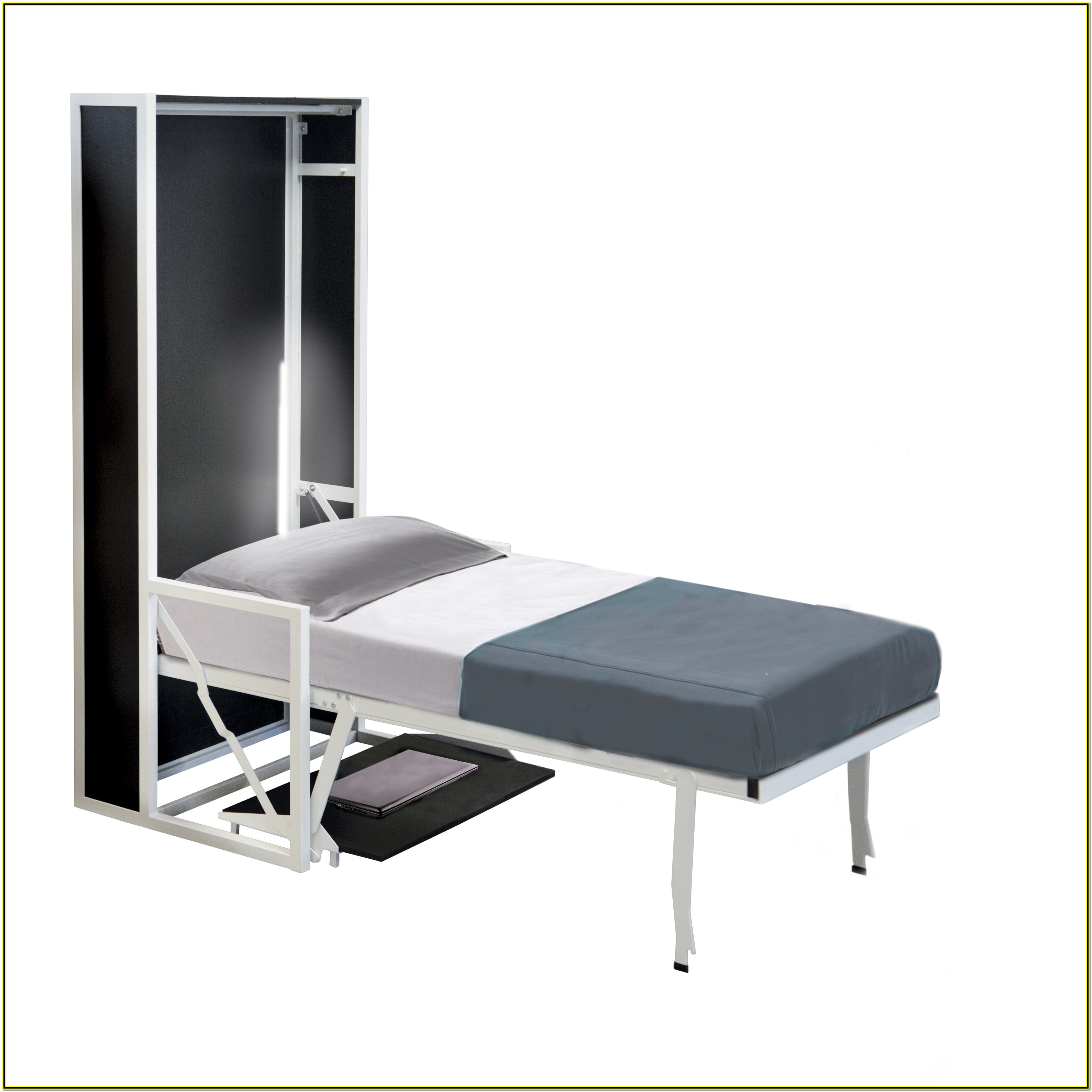 Wall Bed With Desk Uk