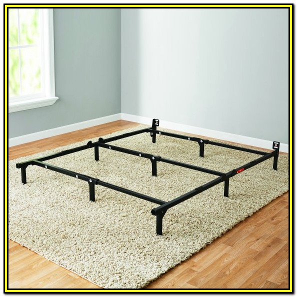 Walmart Bed In A Box With Frame