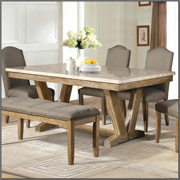 Weathered Wood Dining Room Sets