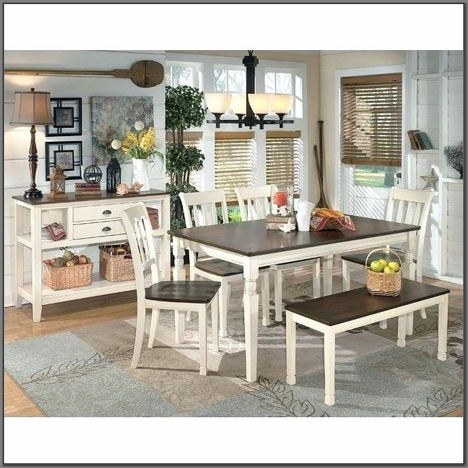 Whitesburg 6 Piece Dining Room