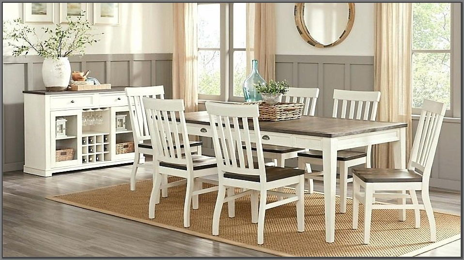 Whitesburg Dining Room Set W Bench