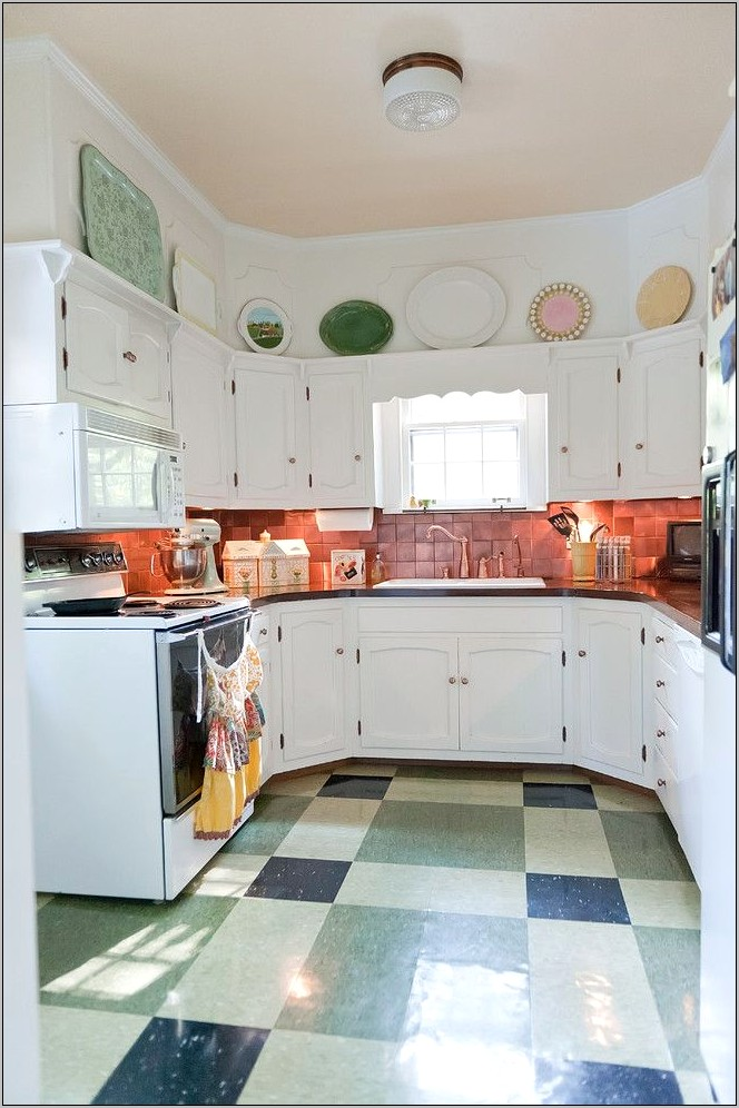 1940s Kitchen Decorating Ideas