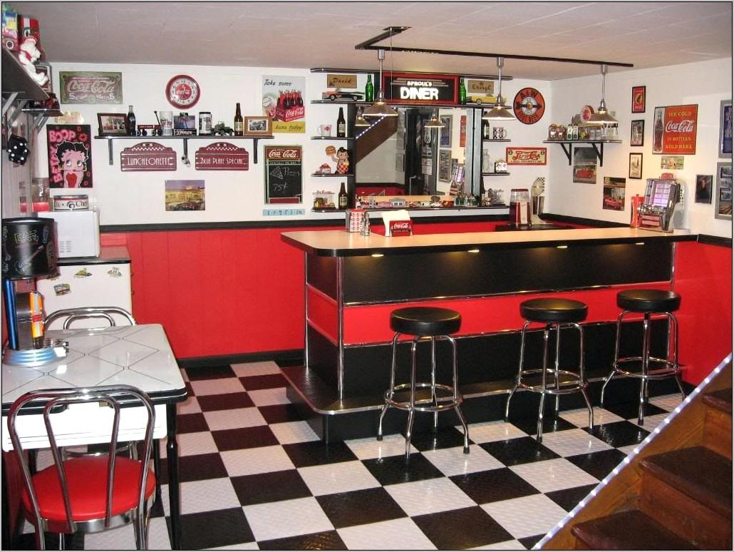 50s Style Kitchen Decor
