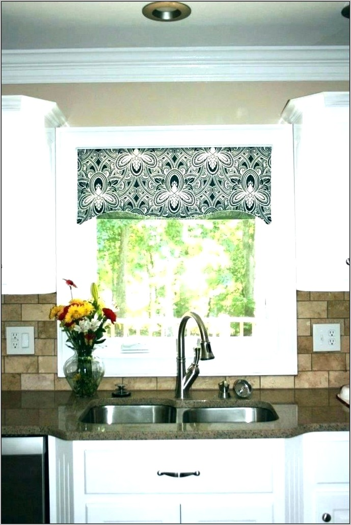 Above Kitchen Sink Decor Pinterest