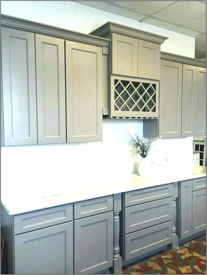 Adding Decorative Trim To Kitchen Cabinets
