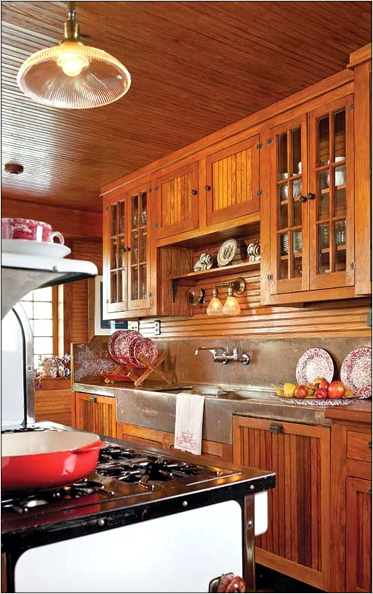 Adirondack Kitchen Decor Ideas