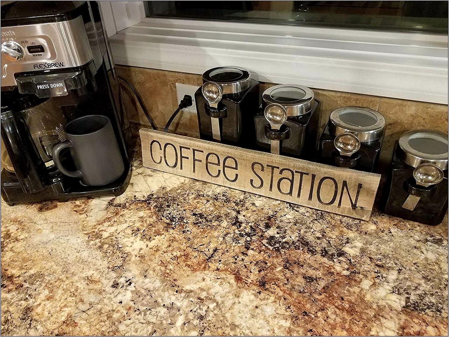 Amazon Coffee Kitchen Decor