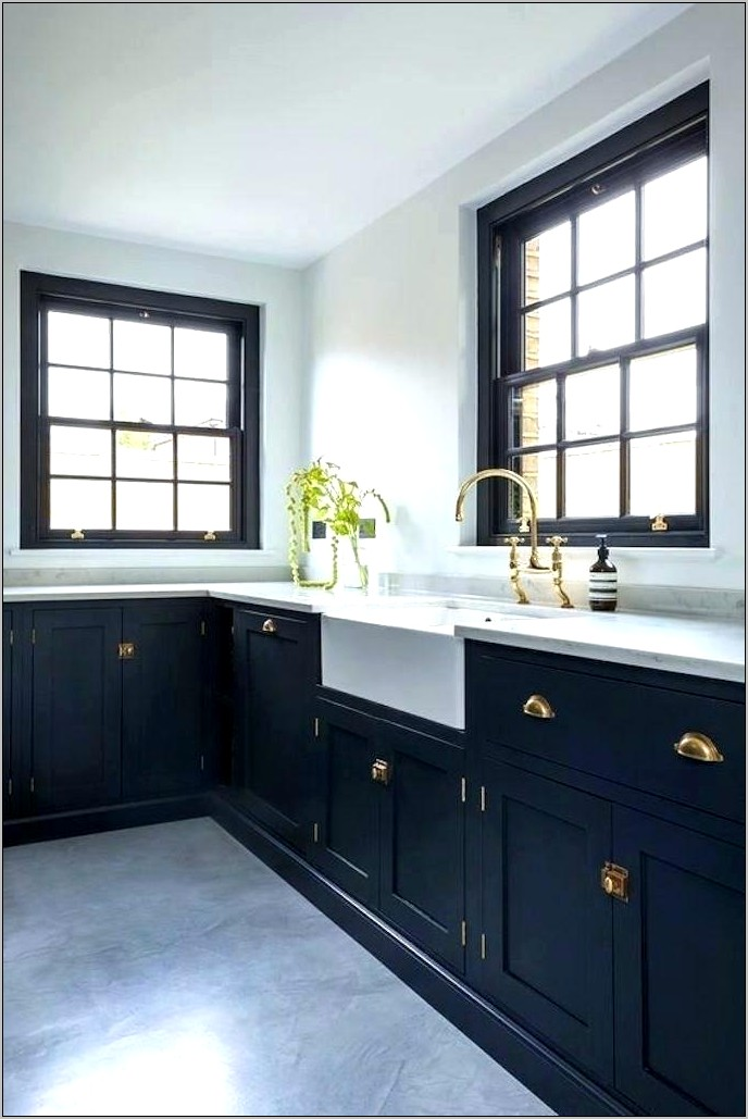 Aqua Blue Decor Kitchen Ideas