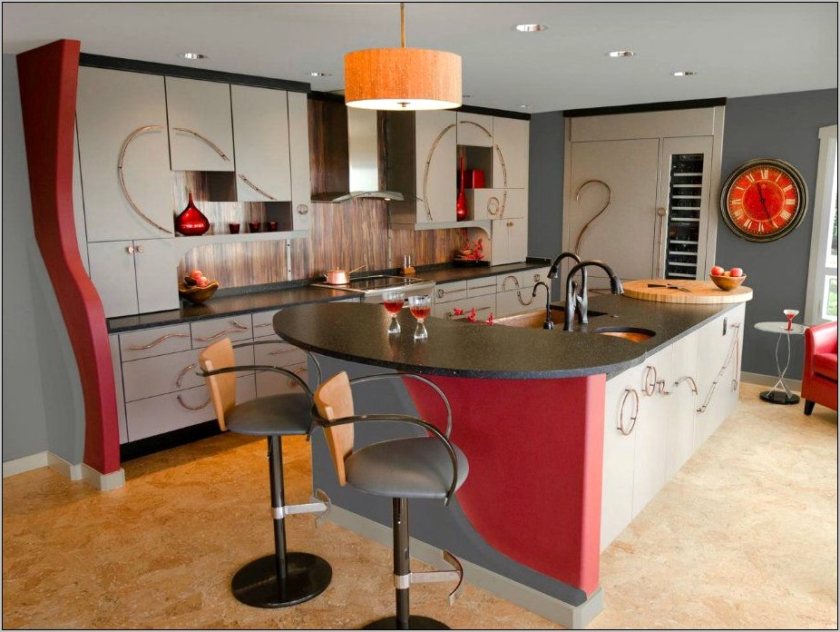 Art Deco Kitchen Decorating Ideas