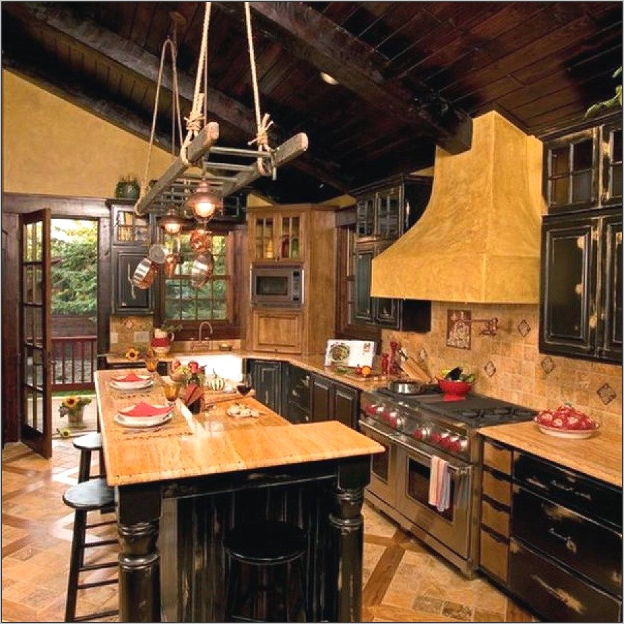 Bali Kitchen Decor Ideas