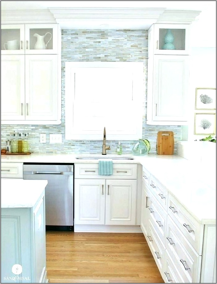 Beach Cottage Kitchen Decorating Ideas
