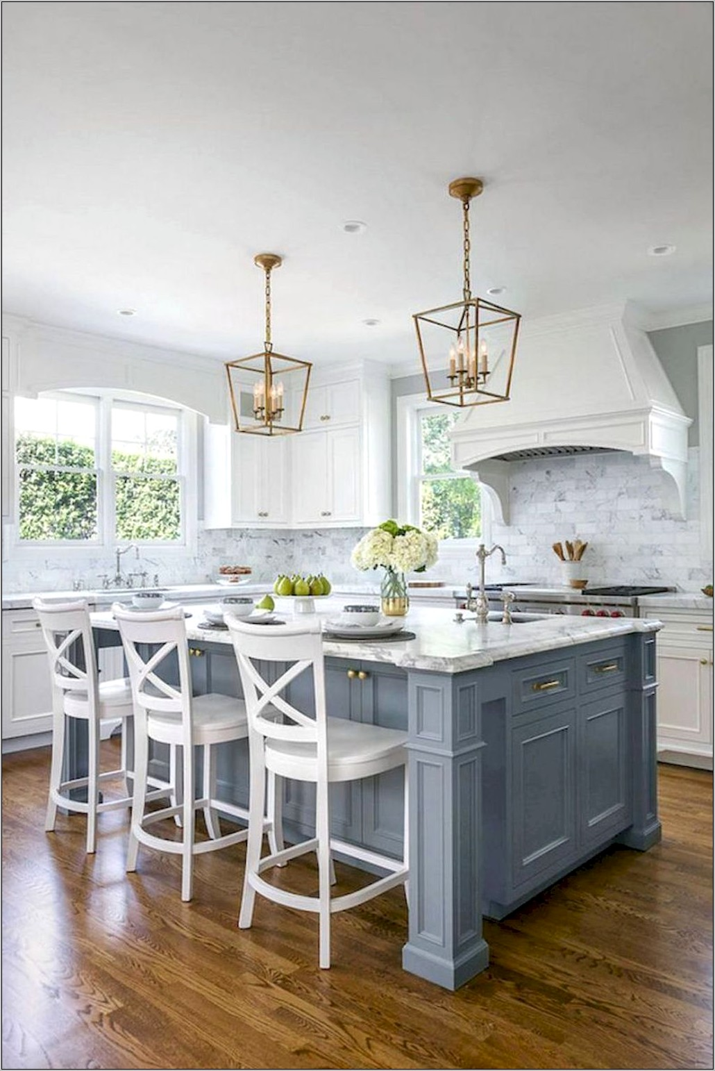 Beach Home Decor Kitchen Island