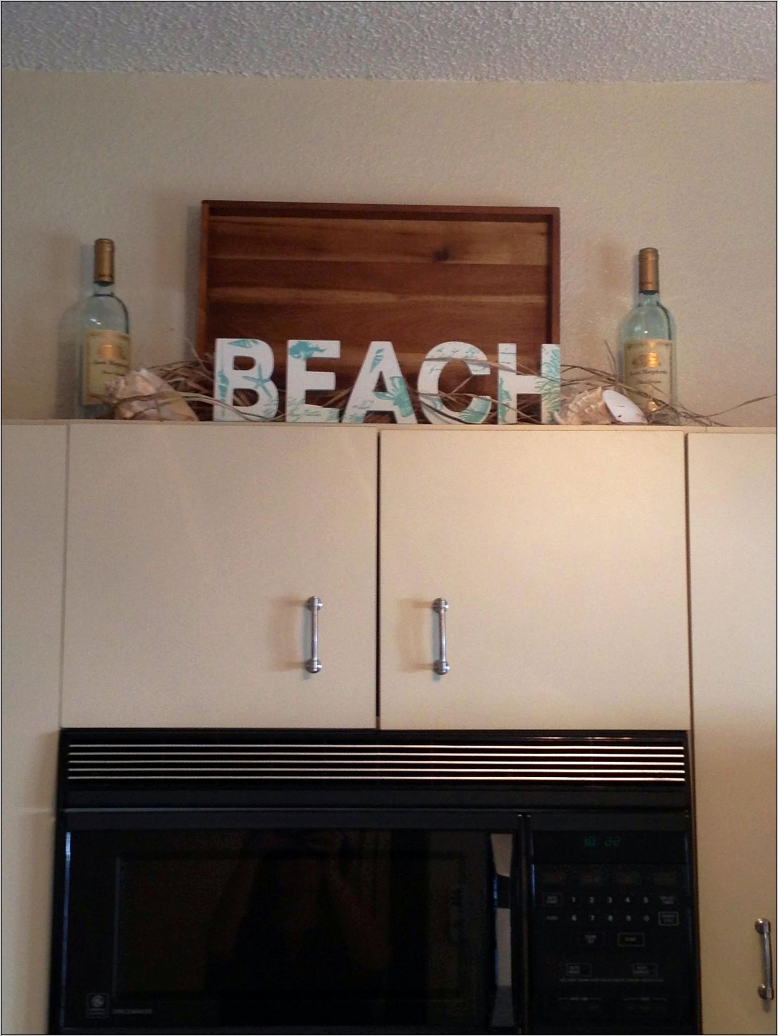 Beach Kitchen Decorating Ideas