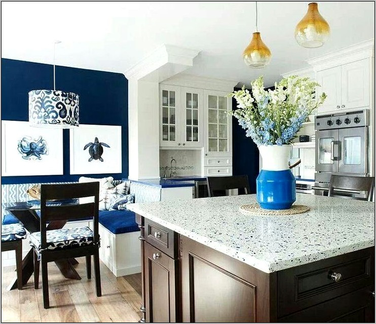 Beach Themed Kitchen Decorating Ideas