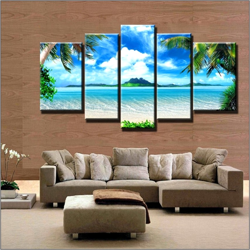 Beach Wall Decor For Kitchen