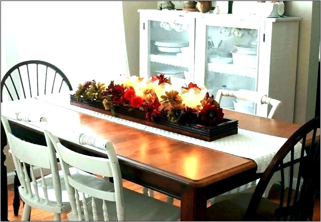 Beautiful Kitchen Island Centerpiece Decor