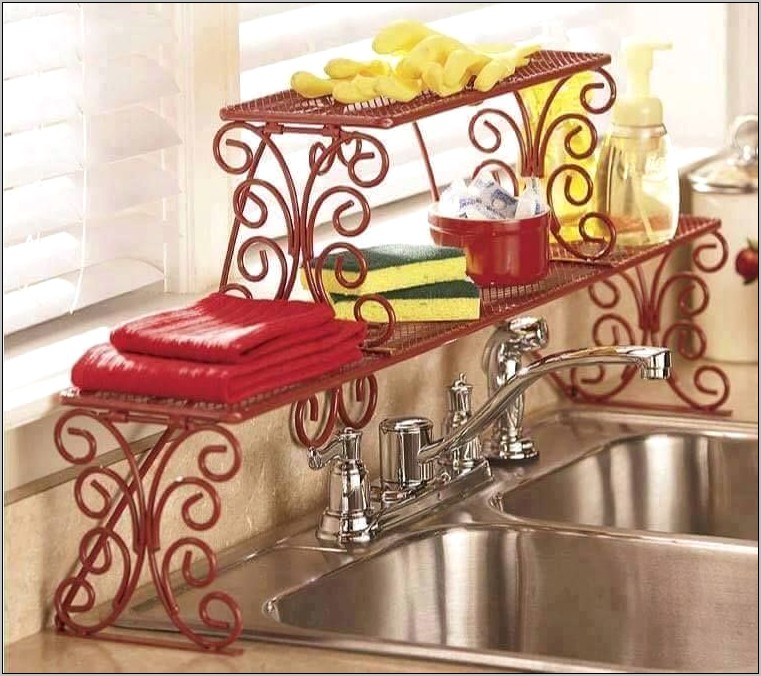 Behind The Kitchen Sink Decor