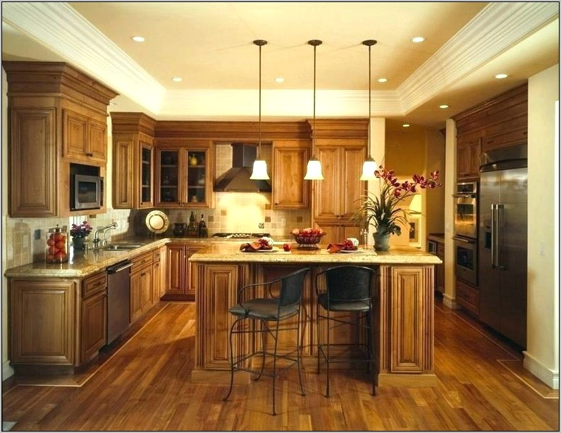 Bistro Style Kitchen Decorating Ideas