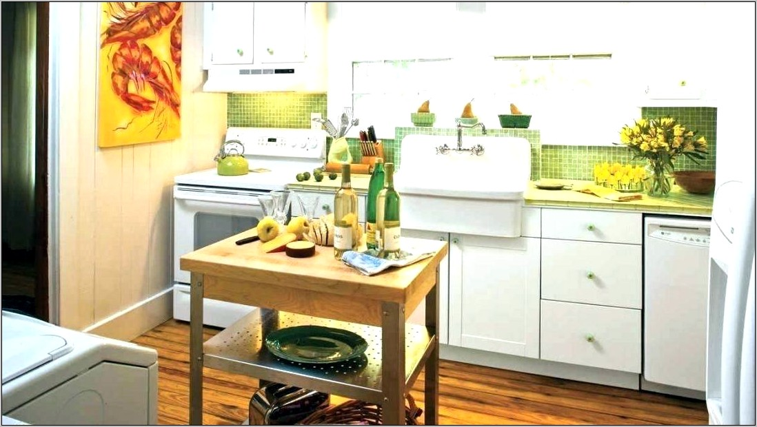 Black And Yellow Kitchen Decor