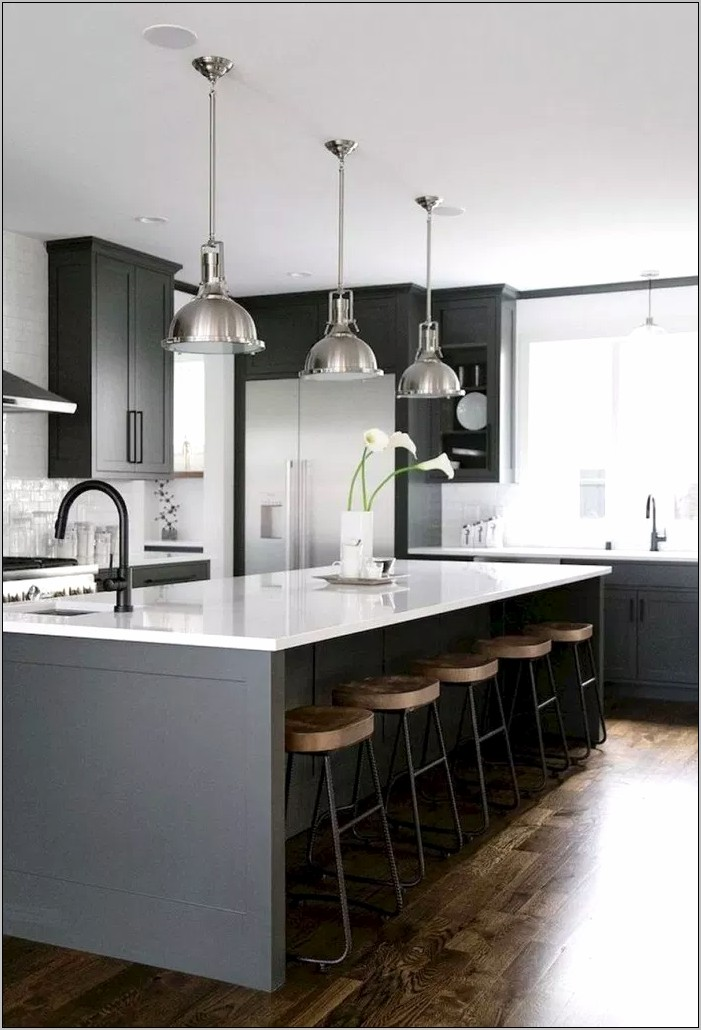 Black Kitchen Decor Ideas