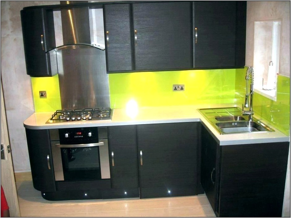 Black Lime Kitchen Decor