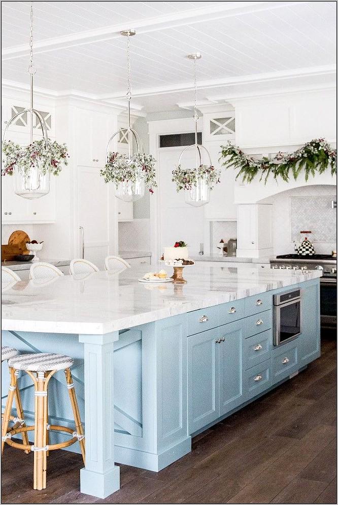Blue Kitchen Decor Items