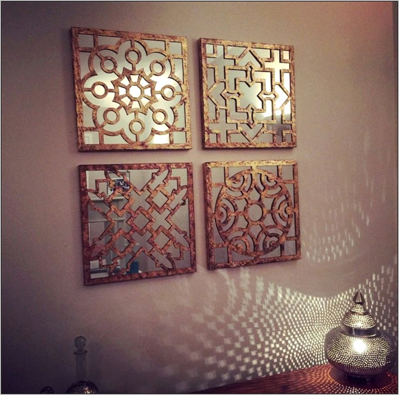 Bronze Kitchen Wall Decor