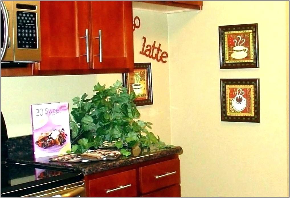 Cheap Coffee Themed Kitchen Decor