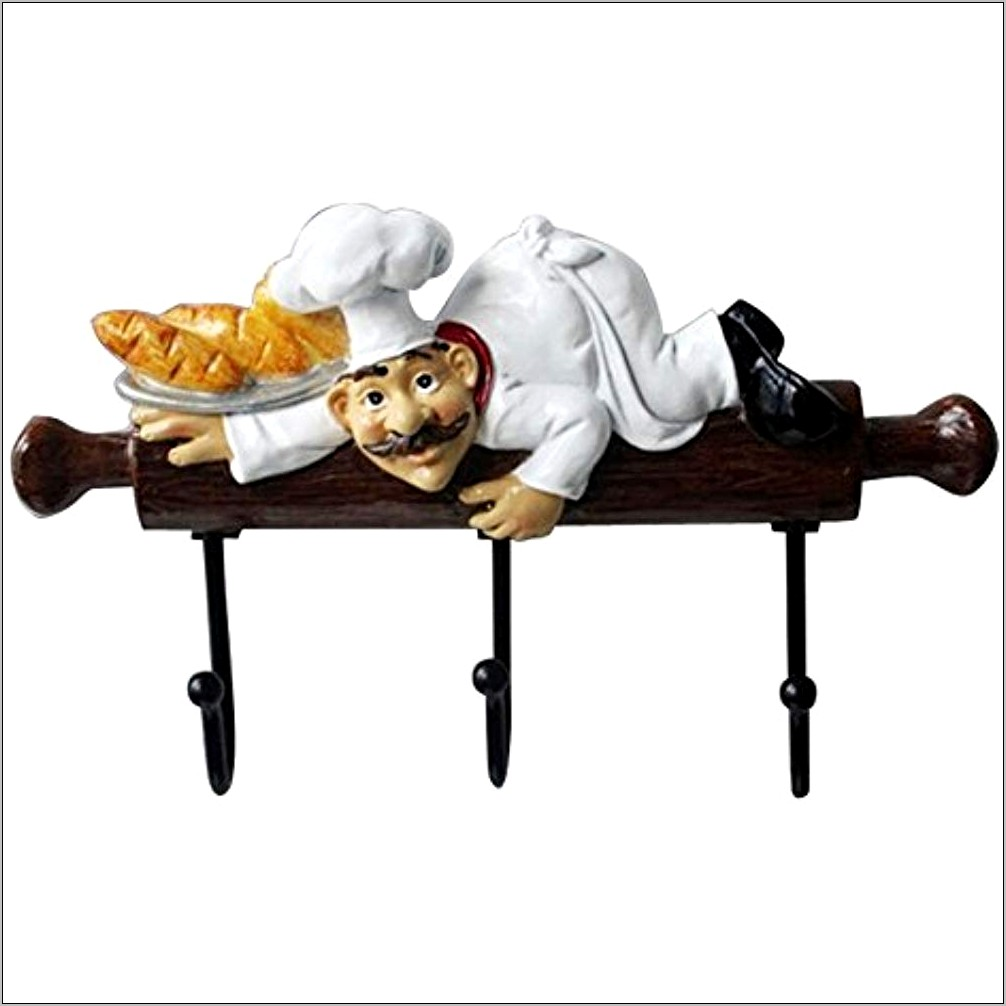 Chef Kitchen Wall Decor
