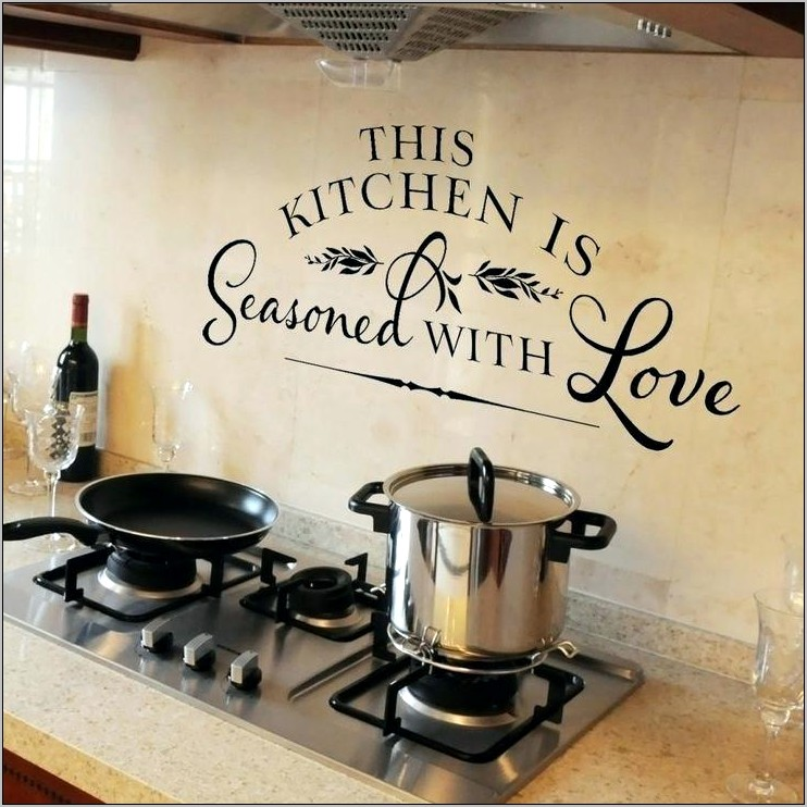 Classic Kitchen Wall Decor