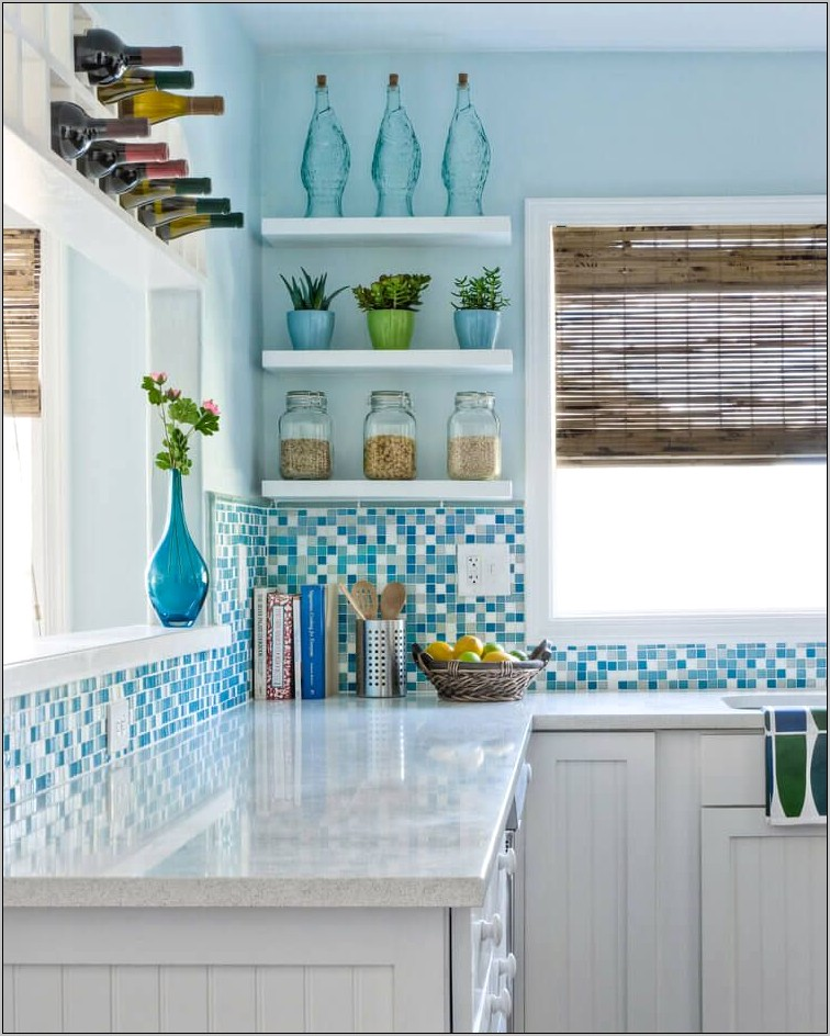 Coastal Kitchen Decor Pinterest