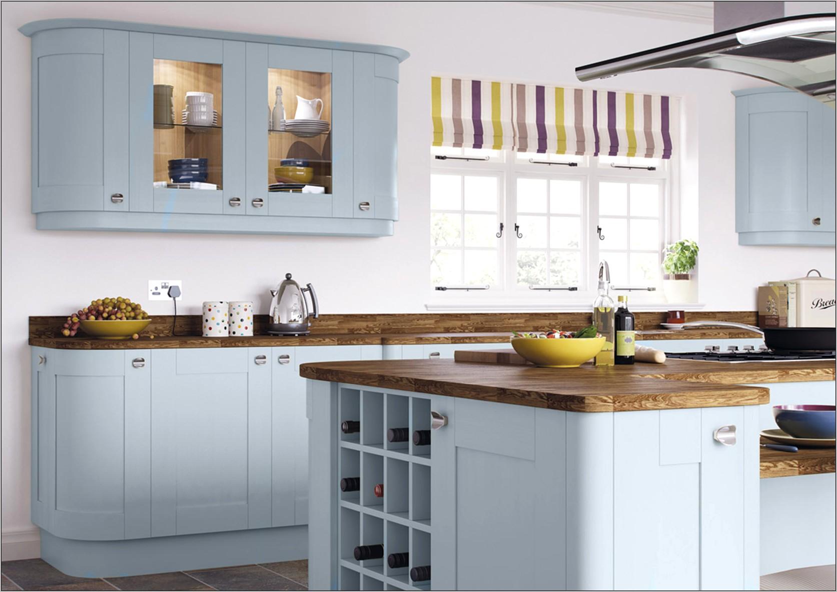 Cobalt Blue Kitchen Decorating Ideas