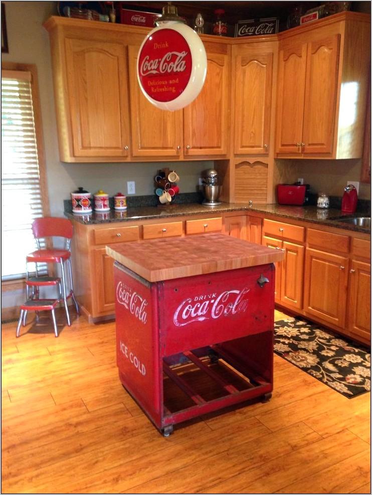 Coca Cola Kitchen Decorating Ideas