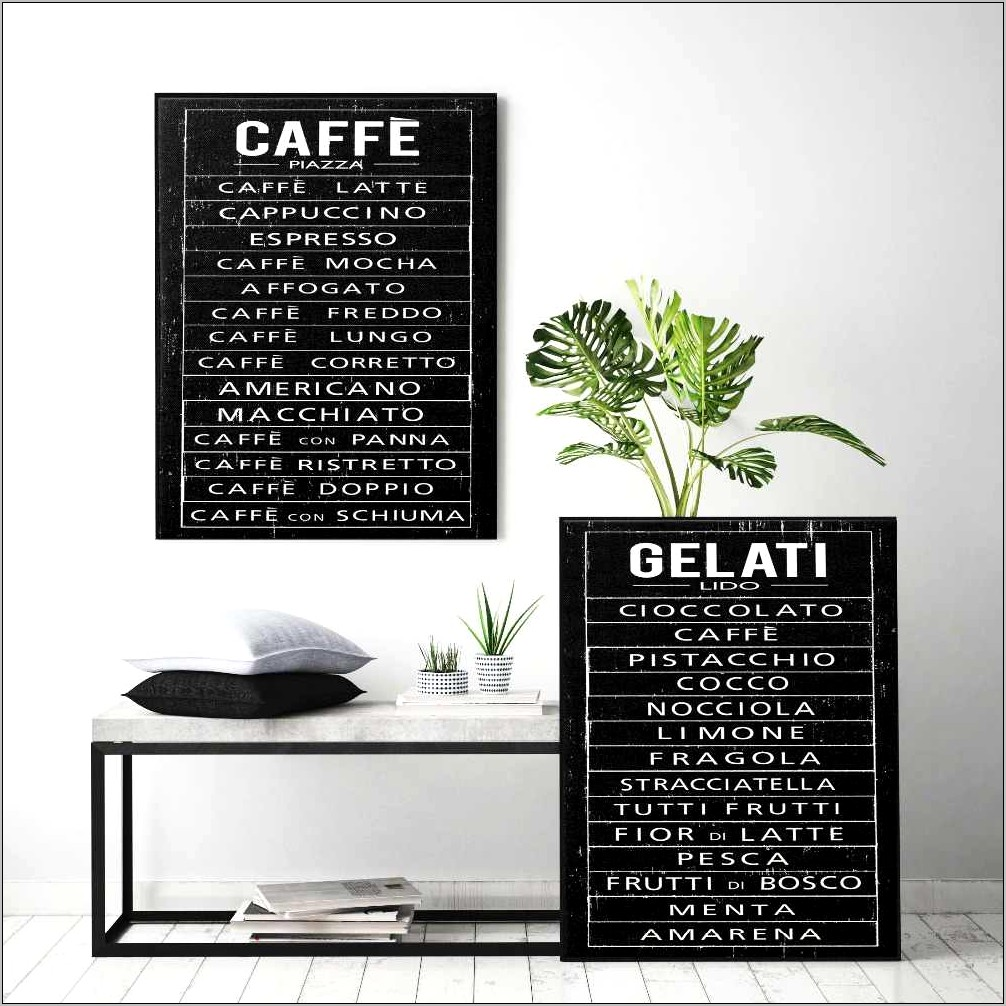 Coffee And Wine Kitchen Decor