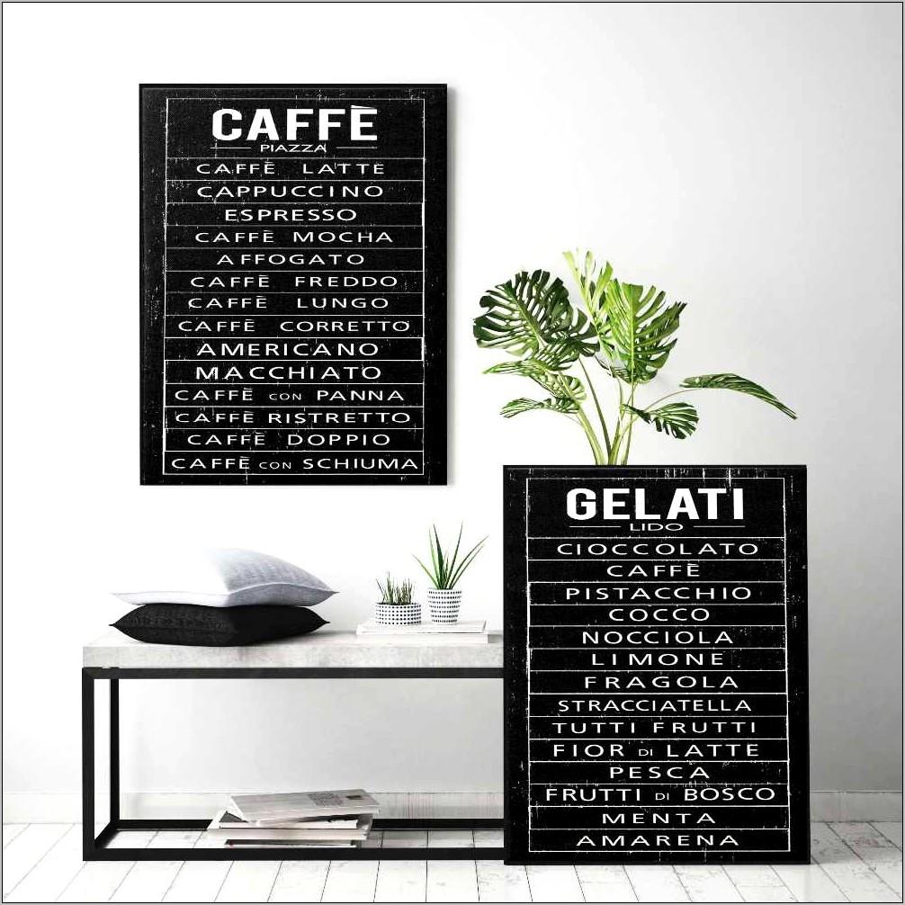 Coffee And Wine Kitchen Decor