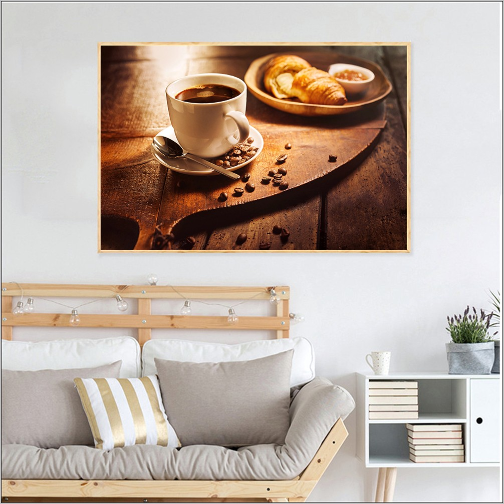 Coffee Bean Kitchen Decor