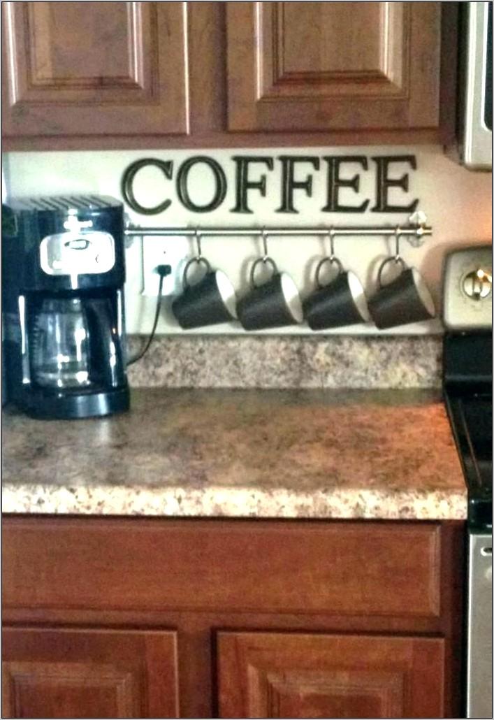 Coffee Bean Rugs Kitchen Decor