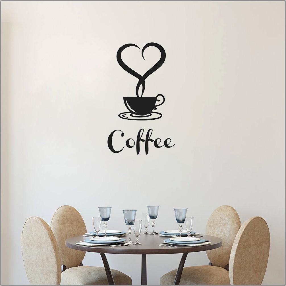 Coffee Cup Kitchen Decor