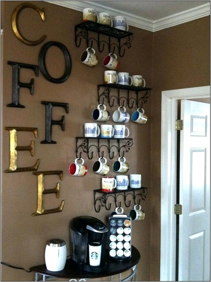 Coffee Decor Ideads For Kitchen