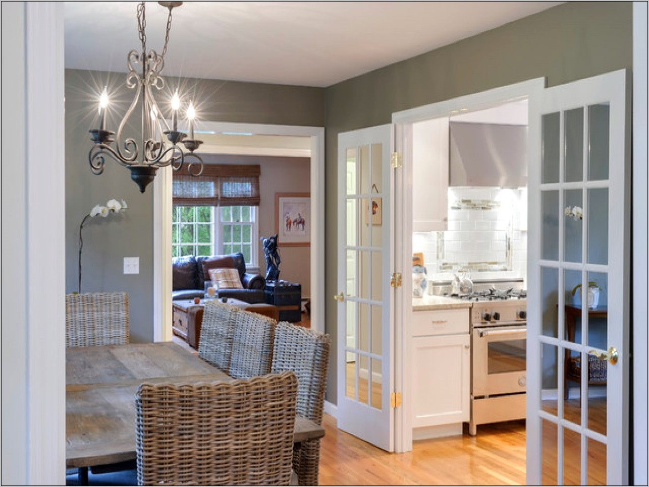 Colonial Decorating Ideas Kitchen Rooms