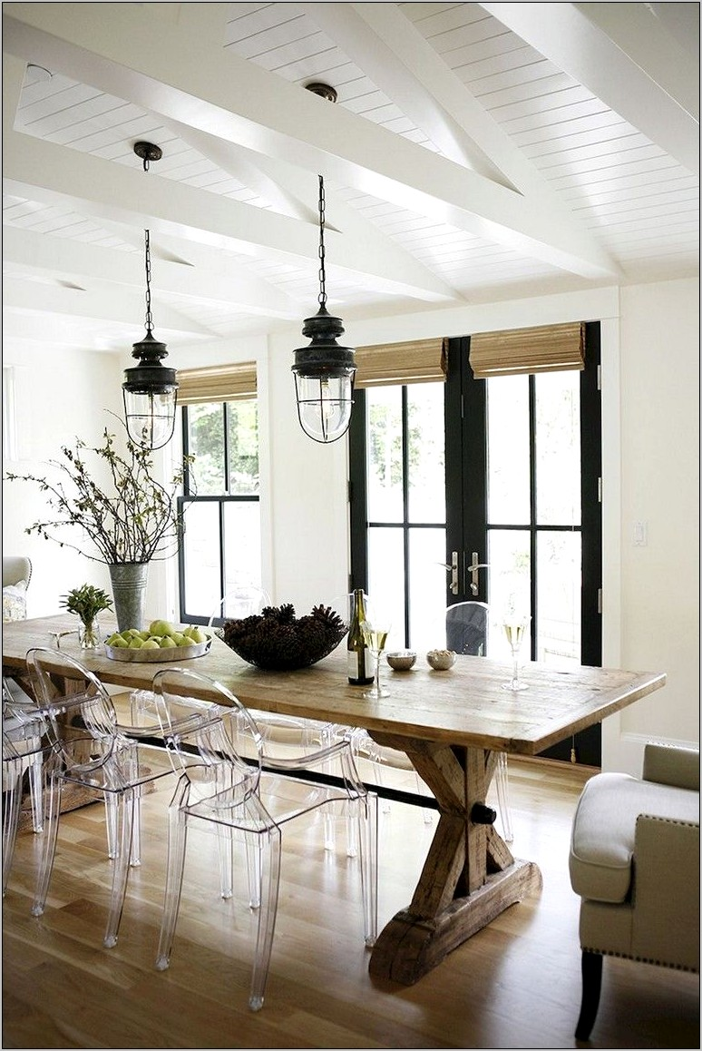 Contemporary Farmhouse Kitchen Decor