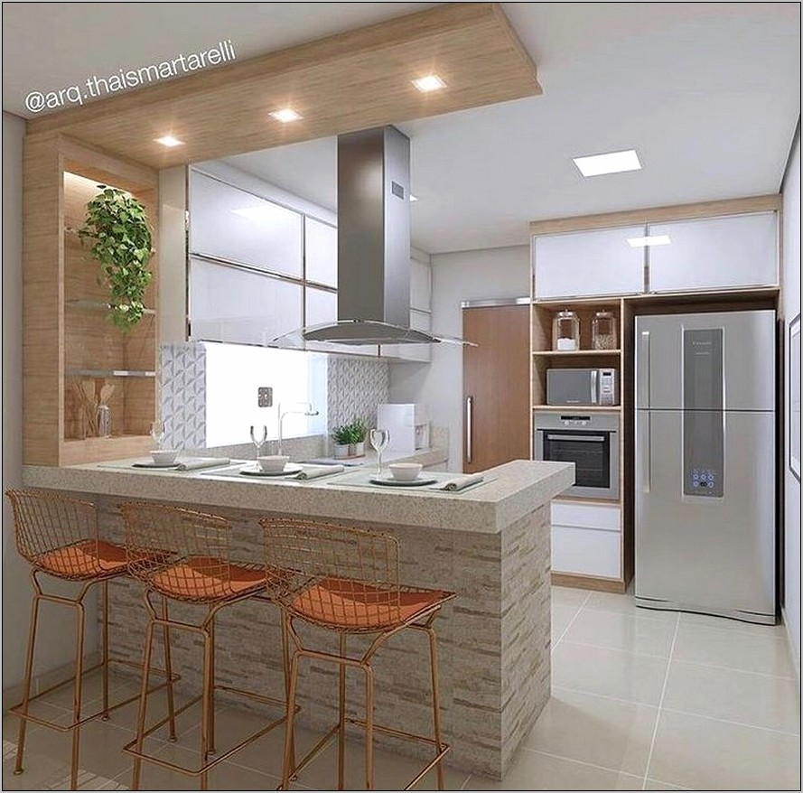 Contemporary Kitchen Decor Ideas